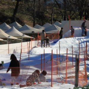 <span>おでかけニュース【埼玉】</span> 屋外で気持ちいい! 都内近くで雪遊びができる場所