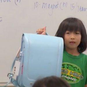 <span>Dayz with 3 KEIKI</span> ハワイの教育。年長から始まる「Show & Tell」の授業とは?