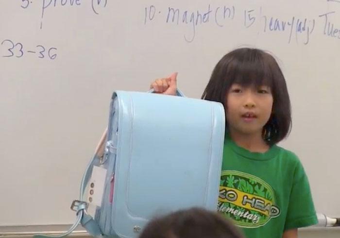 ハワイの教育。年長から始まる「Show & Tell」の授業とは?