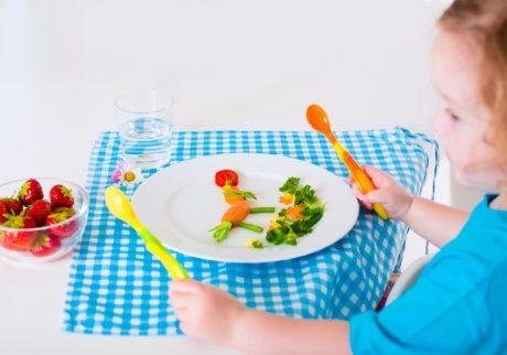食が細い子ども。もっと食べてもらいたいのですが……