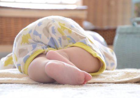 むちむちにグーッと寄るべし! 赤ちゃんを可愛く撮るアイディア3