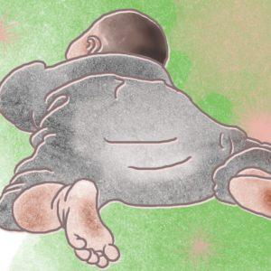 <span>藤田あみいの「懺悔日記」・3</span> 涙が出そう。すべての時間が赤ちゃんまみれ【懺悔日記・3】