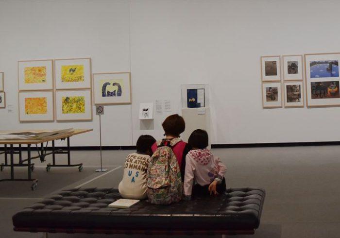 原画を見たら、その場で絵本も楽しめる展覧会【親子のおでかけ・千葉】