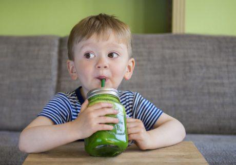 冬のほうれんそうって、たくましい! 旬の野菜で子どもの食育