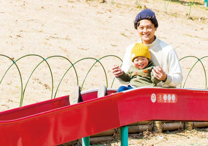 パパと出かけよう! 大型遊具&アスレチックのある公園【神奈川県】