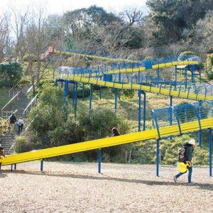 <span>パパと行くから楽しい公園・5</span> パパと出かけたい。長ーいすべり台のある公園【神奈川・千葉・埼玉】
