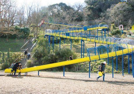 パパと出かけたい。長ーいすべり台のある公園【神奈川・千葉・埼玉】