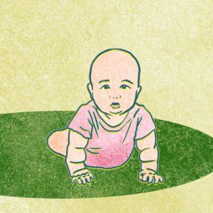 <span>藤田あみいの「懺悔日記」・12</span> 離乳食はほとんど食べず、三角コーナー行き【懺悔日記・12】