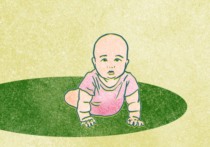 離乳食はほとんど食べず、三角コーナー行き【懺悔日記・12】