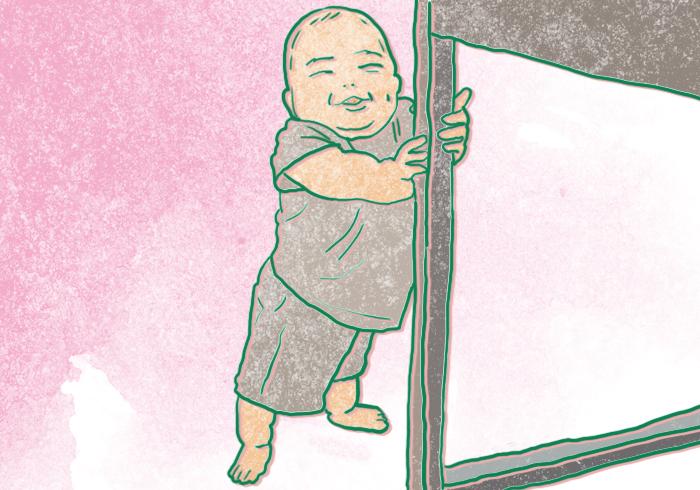 知らないおばさんに「子どもは希望」と言われて、泣きそうになる【懺悔日記・15】