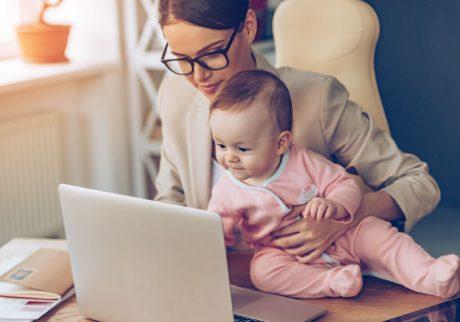 出産後、仕事をフルタイムで続けたいママはどのくらい?【ママの本音のYES&NO】