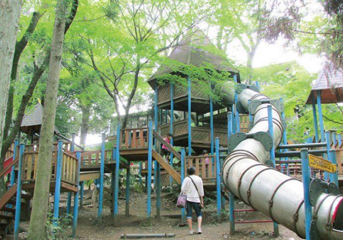 パパと出かけよう! 大型遊具&アスレチックのある公園 ...