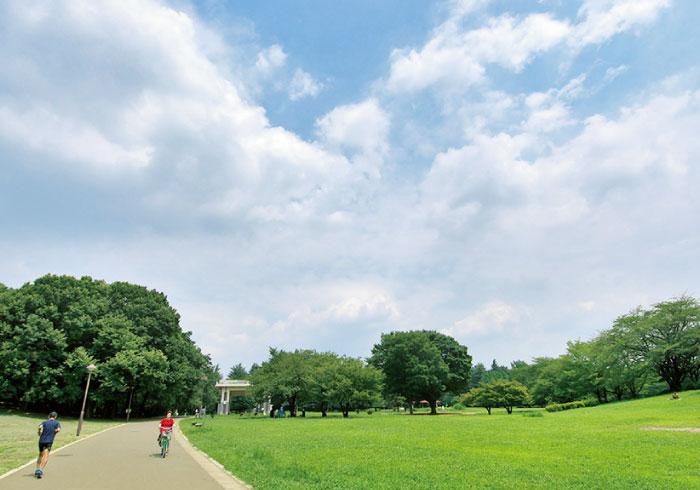 ピクニックが気持ちいい、子連れの定番。広大な芝生がある公園【保存版】