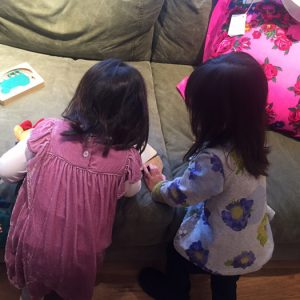 """<span>バタ子ママの""""コーチング子育て""""</span> お友達とのおもちゃの取り合い! そのとき親はどうする?"""