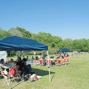 <span>パパと行くから楽しい公園・9</span> 野外ごはんが楽しい季節。親子でBBQができる公園【東京・2】