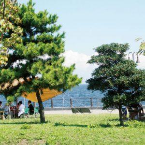 <span>パパと行くから楽しい公園・11</span> 野外でごはんを満喫! 親子でBBQができる公園【横浜】