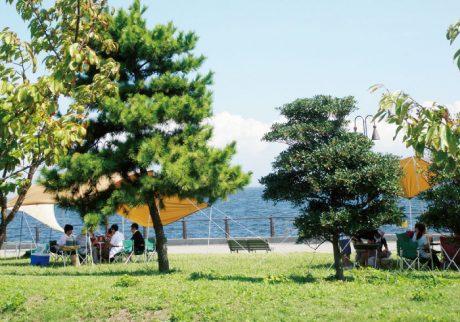 野外でごはんを満喫! 親子でBBQができる公園【横浜】