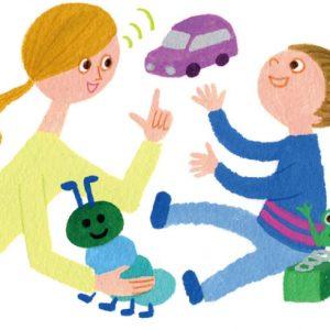 <span>3・4・5 歳向け</span> 子どもも納得する「おもちゃの捨て方」最強ルール