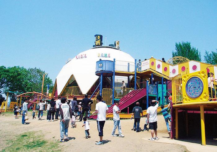 パパと出かけよう! 大型遊具&アスレチックのある公園【千葉・埼玉】