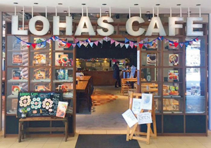 キッズスペースもあり。子連れにうれしい、緑豊かなカフェ【東京・有明】