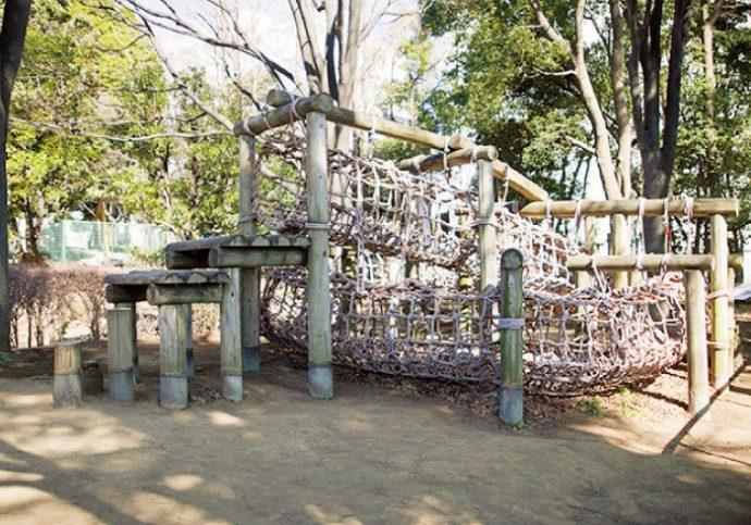 公園 東京 アスレチック