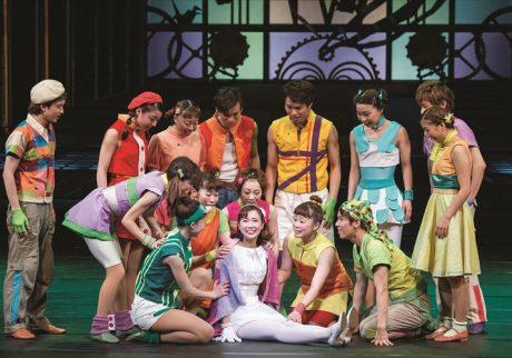 劇団四季のファミリーミュージカル『エルコスの祈り』【親子のおでかけ・東京】