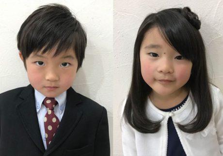 卒園式&入学式、ママが自宅でできるヘアアレンジ【男の子・女の子】