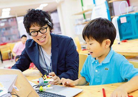 早めに始めるなら。年長さんから参加できる「プログラミング教室」