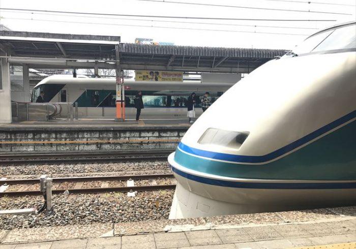 東武新型特急リバティと特急スペーシアに大興奮!【ママ鉄・豊岡真澄の親子でおでかけ】