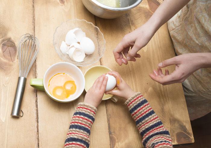 子どもとの週末の料理時間が、未来のママを助けてくれる