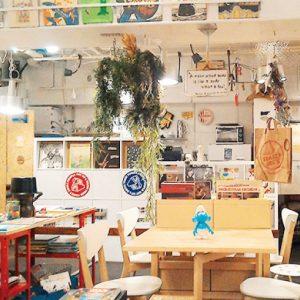 <span>絵本特集9</span> すてきな絵本にであえる絵本ショップとカフェ【東京】