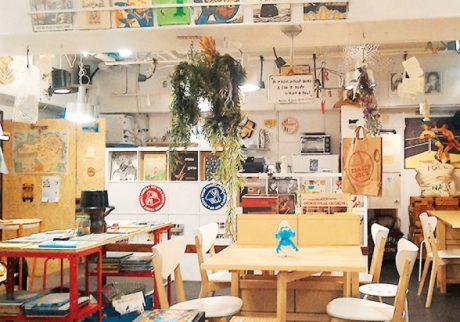 すてきな絵本にであえる絵本ショップとカフェ【東京】
