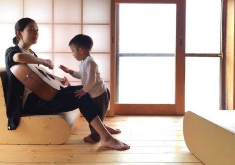 出産を機に東京から福岡へ。「CHIGO」オーナー、紺谷ちぐささんの子育て