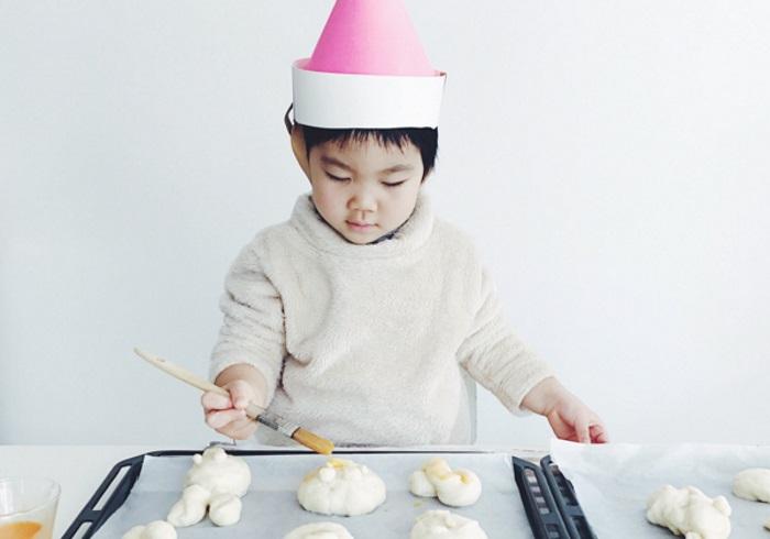 仕事は幼稚園の時間に集中して。「O-Kitchen」主催、藤吉陽子さんの子育て