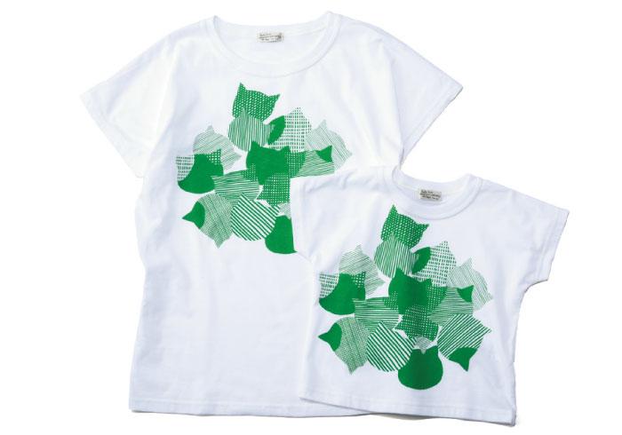 親子で着たい。サリー・スコットの15周年限定Tシャツ