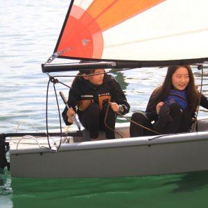 <span>「ドリームキッズ・プロジェクト」体験ルポ・2</span> 老舗のヨットクラブで、プログラムを体験【カリフォルニアの旅・2】