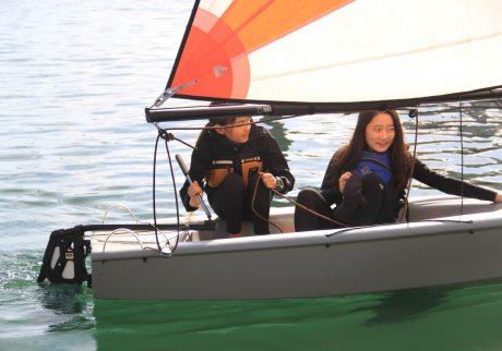 老舗のヨットクラブで、プログラムを体験【カリフォルニアの旅・2】