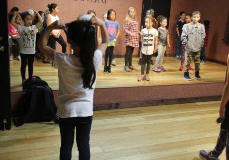 映画の製作現場を見たあとは、ダンススクールに参加【カリフォルニアの旅・1】