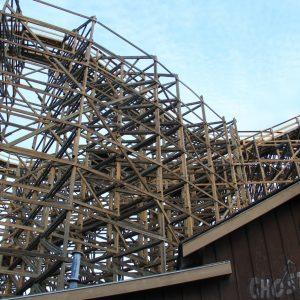 <span>「ドリームキッズ・プロジェクト」体験ルポ・3</span> 世界初のテーマパークで、木製ジェットコースターを体験!【カリフォルニアの旅・3】