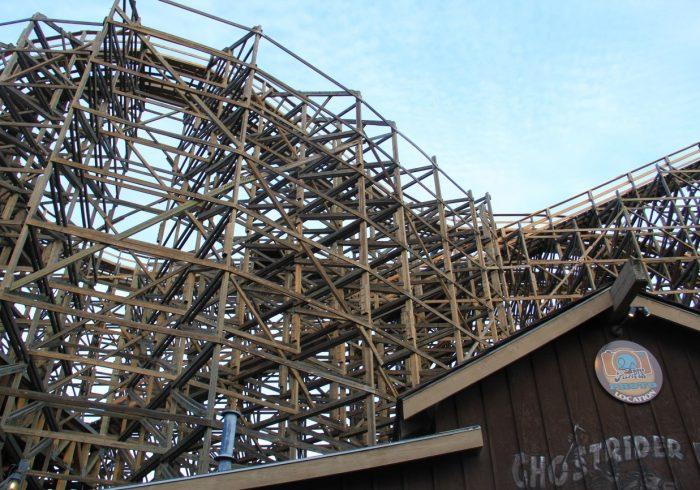 世界初のテーマパークで、木製ジェットコースターを体験!【カリフォルニアの旅・3】
