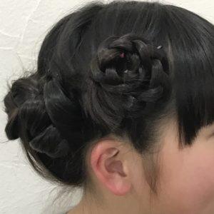 <span>子どものヘアスタイル</span> 梅雨も猛暑もすっきりと。写真で解説する、編み込みヘアの基本