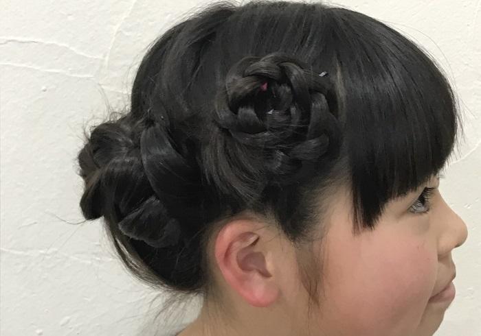 梅雨も猛暑もすっきりと。写真で解説する、編み込みヘアの基本