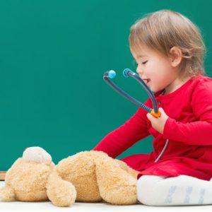 <span>先生おしえて!</span> エンターテイメントと医療が連携。新しい小児科医の誕生