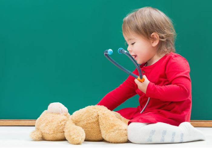エンターテイメントと医療が連携。新しい小児科医の誕生