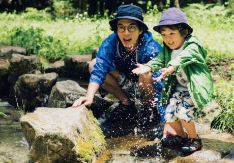 片桐仁さんも癒された! 南アルプスの水の山へ出かけよう