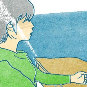 <span>藤田あみいの「懺悔日記」・47</span> 自分に発達障害の可能性があるとは、夢にも思わなかった【懺悔日記・47】