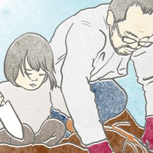 <span>藤田あみいの「懺悔日記」・50</span> 「ママ、大好き」と言って眠りに落ちた娘の側で、私ももう一度眠りたい【懺悔日記・50】