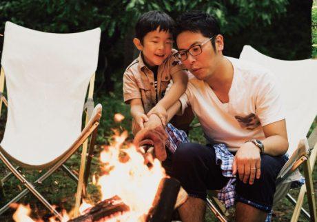 パパと男ふたり。初めてのキャンプ体験をレポート!