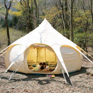 <span>水辺のキャンプ特集2</span> スポーツ体験も楽しい、親子で水辺のキャンプ【湖畔のキャンプ場】