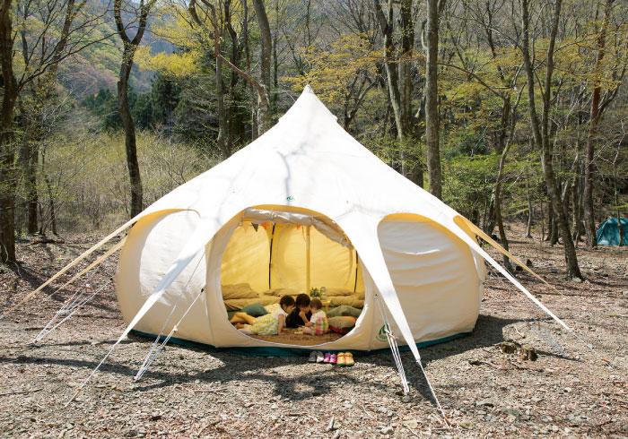 スポーツ体験も楽しい、親子で水辺のキャンプ【湖畔のキャンプ場】